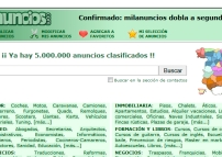 Schibsted Classified Media compra Milanuncios