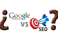 SEO vs. Adwords