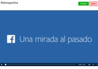Ya podemos modificar el vídeo de Look Back de Facebook